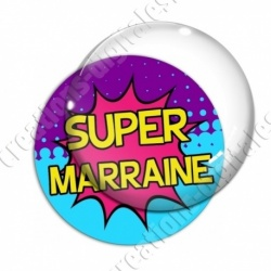 Image digitale - Comics - Super marraine 4