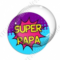 Image digitale - Comics - Super papa 4