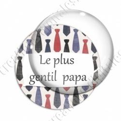 Image digitale - Le plus gentil papa - Cravate