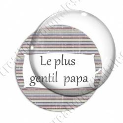 Image digitale - Le plus gentil papa - Lignes