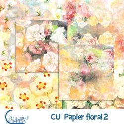 CU Papiers Floral 02