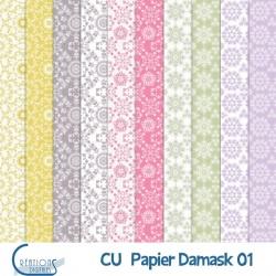 CU Papiers Damask 01