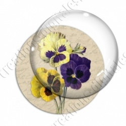 Image digitale - 3 fleurs