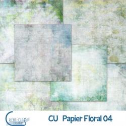 CU Papiers Floral 04