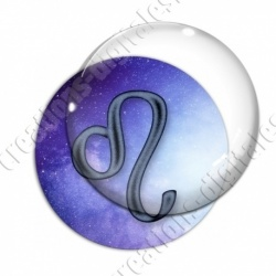 Image digitale - Zodiaque - Lion