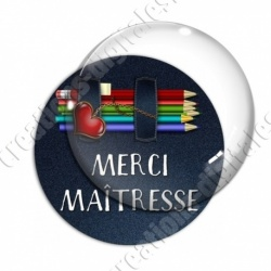 Image digitale - Merci maîtresse