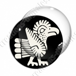 Image digitale - Tribal - Coq 02