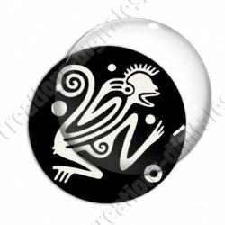 Image digitale - Tribal - Singe 02