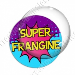 Image digitale - Comics - Super frangine 4