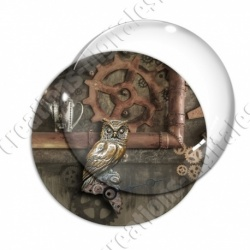 Image digitale - Steampunk 01