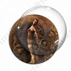 Image digitale - Steampunk 21