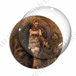 Image digitale - Steampunk 22