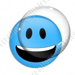 Image digitale - emoji sourire