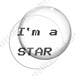Image digitale - I'm a star