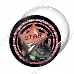 Image digitale - Star 02