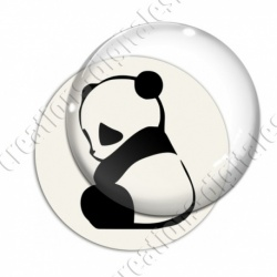 Image digitale - Panda