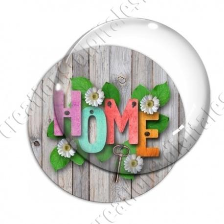 Image digitale - Home décalé fleuri 05