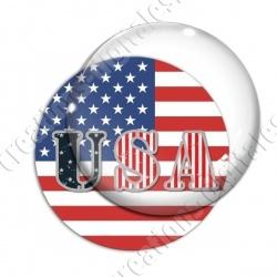 Image digitale - USA - Drapeau