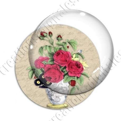 Image digitale - Bouquet de fleurs
