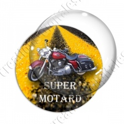Image digitale - Super motard 01