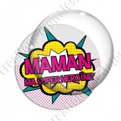 Image digitale - Comics - Maman ma superhéroine