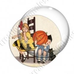 Image digitale - Halloween VIntage 05