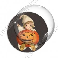 Image digitale - Halloween VIntage 09