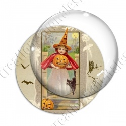 Image digitale - Halloween VIntage 17
