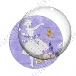 Image digitale - Elegance violet 01