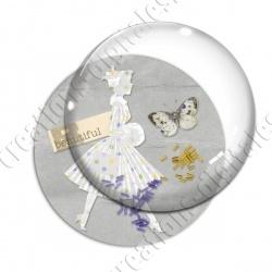 Image digitale - Elegance gris 02