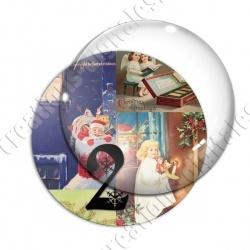 Image digitale - Avent 02 Vintage