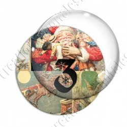 Image digitale - Avent 03 Vintage
