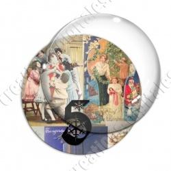 Image digitale - Avent 05 Vintage