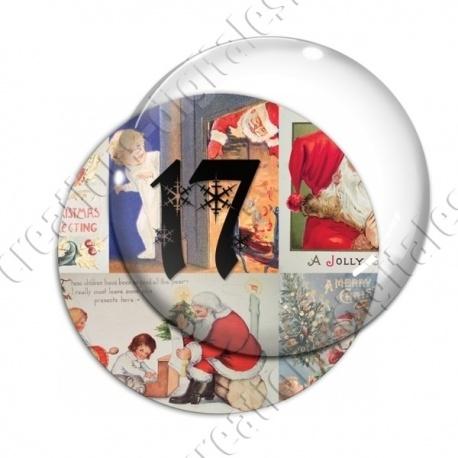 Image digitale - Avent 17 Vintage