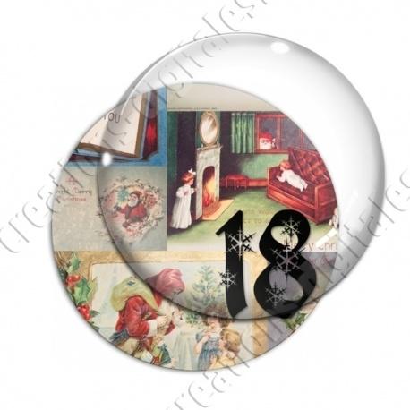 Image digitale - Avent 18 Vintage