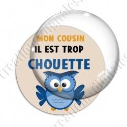 Image digitale - Cousin trop chouette