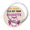 Image digitale - Mamie trop chouette