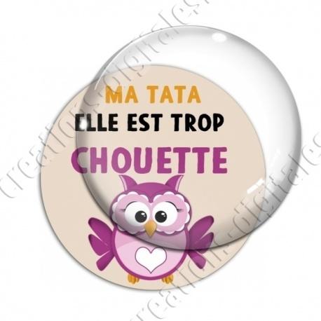 Image digitale - Tata trop chouette