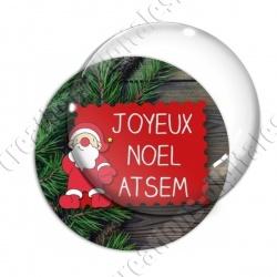 Image digitale - Joyeux Noël Atsem Sapin 02