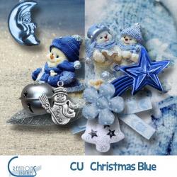CU Christmas Blue