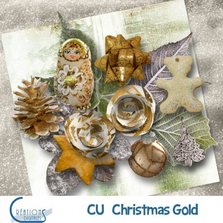 CU Christmas Gold