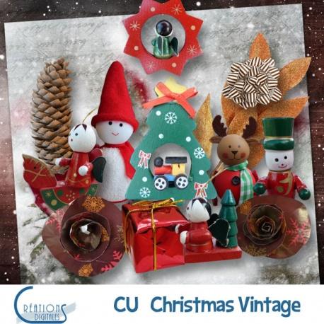 CU Christmas Vintage
