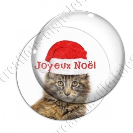 Image digitale - Joyeux Noël  - Chat 01