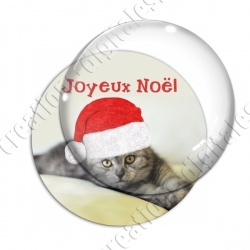 Image digitale - Joyeux Noël  - Chat 03