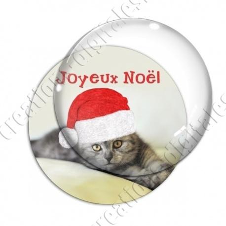 Image digitale - Joyeux Noël  - Chat 03