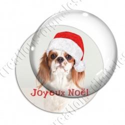Image digitale - Joyeux Noël  - Chien 01
