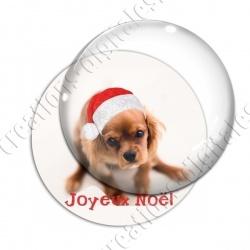 Image digitale - Joyeux Noël  - Chien 02