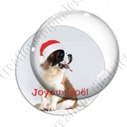 Image digitale - Joyeux Noël  - Chien 04