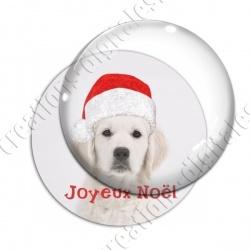 Image digitale - Joyeux Noël  - Chien 05
