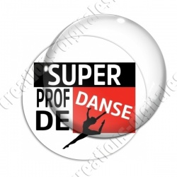 Image digitale - Super prof de danse